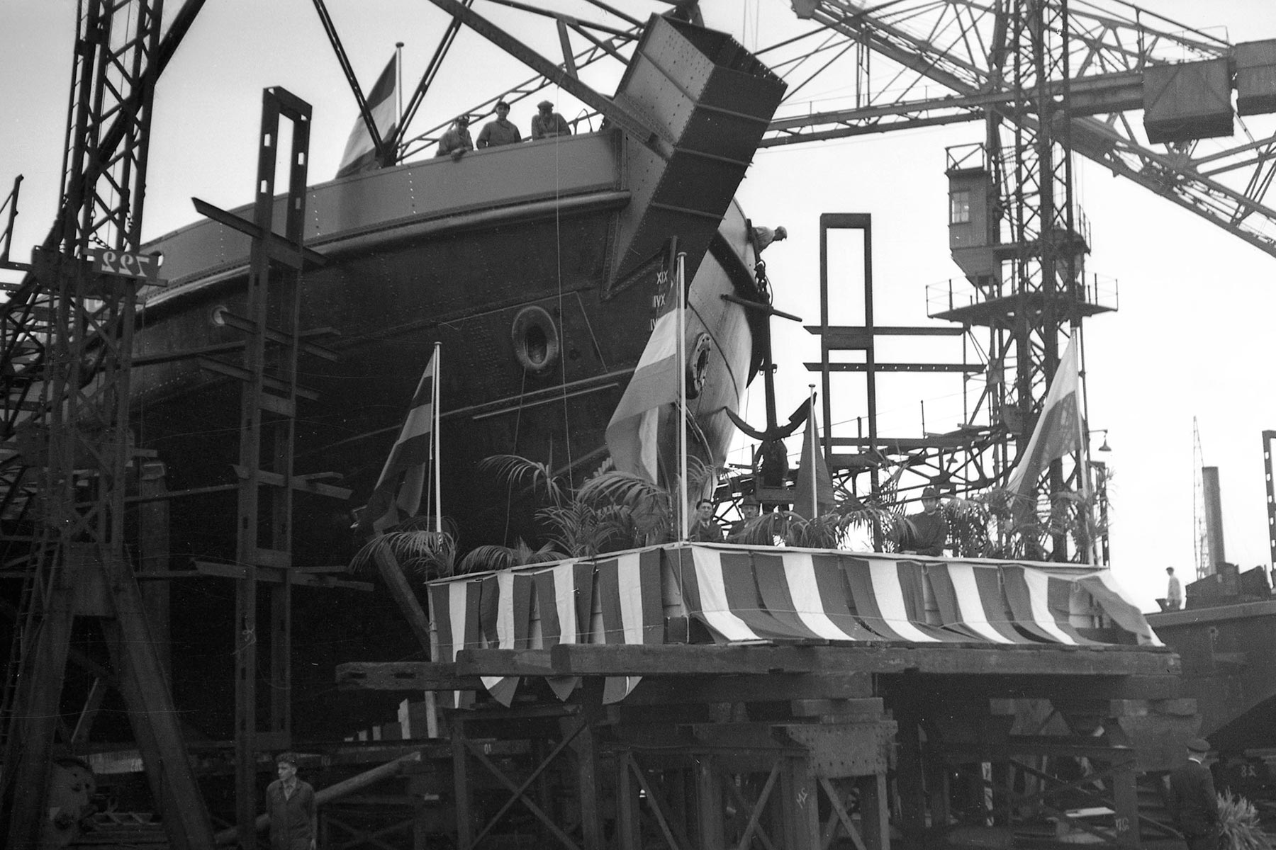 Bnr. 722: 'Robur VII' - 1000 ton kolentransporteur (1937)