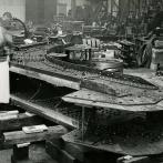 Bascule in aanbouw bij Gusto Staalbouw 1