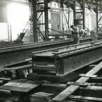 Bascule in aanbouw bij Gusto Staalbouw 7
