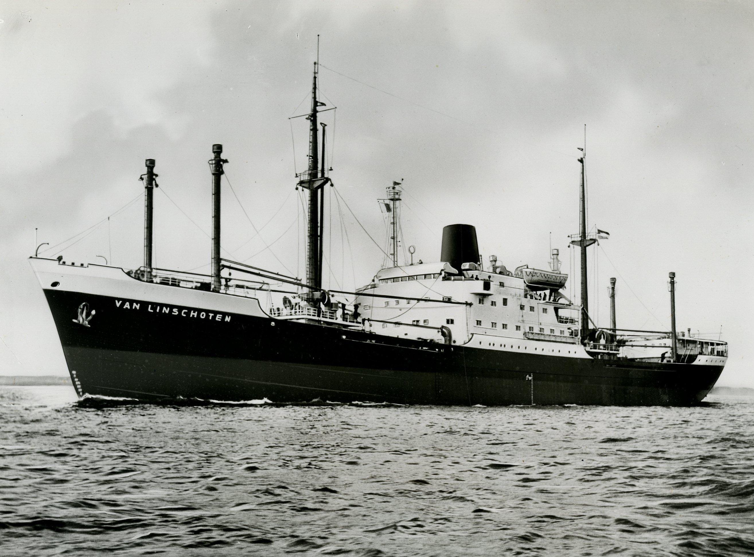 Bnr. 113: van Linschoten (1958)