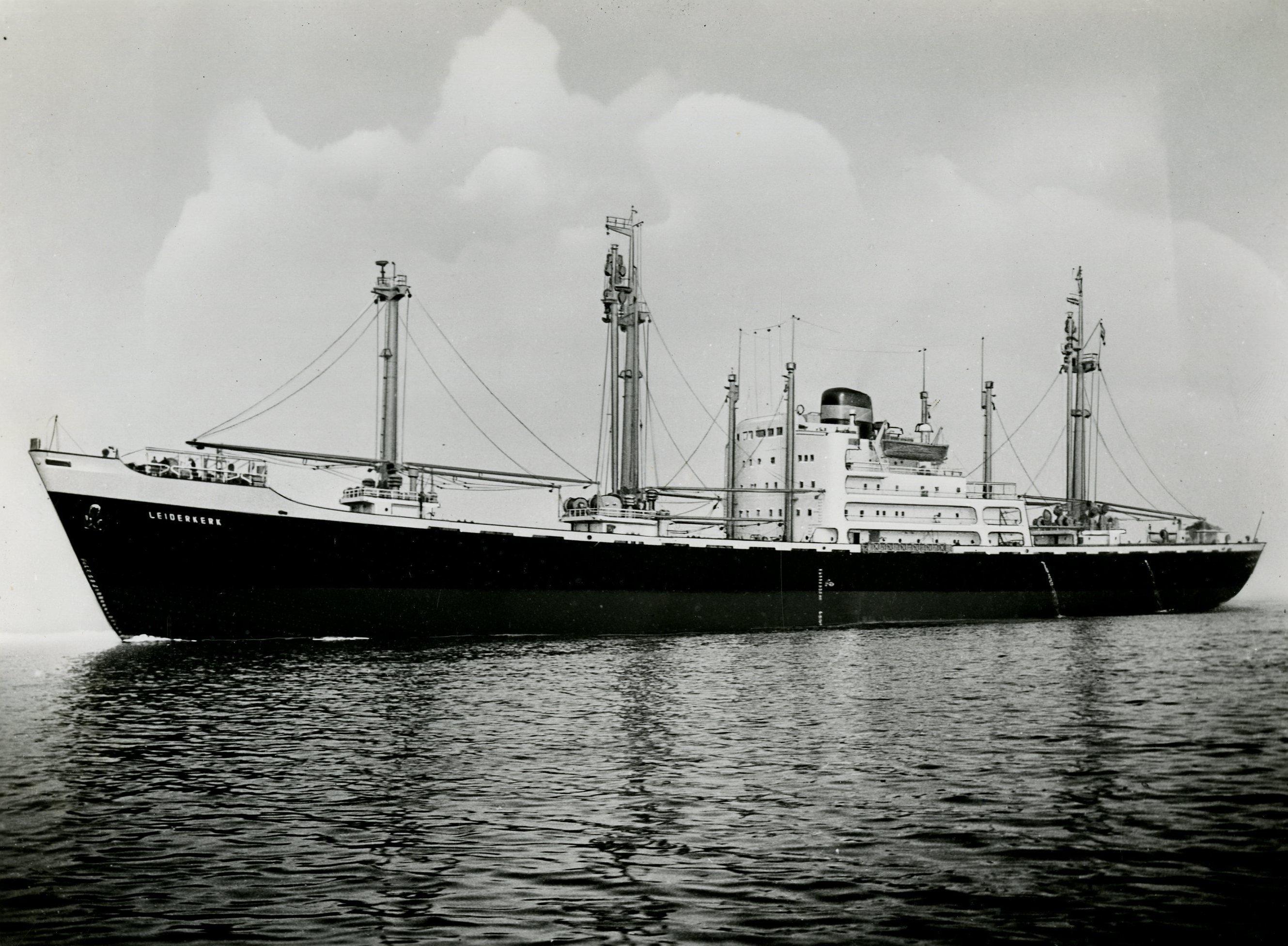 Bnr. 127 Leiderkerk (1959)