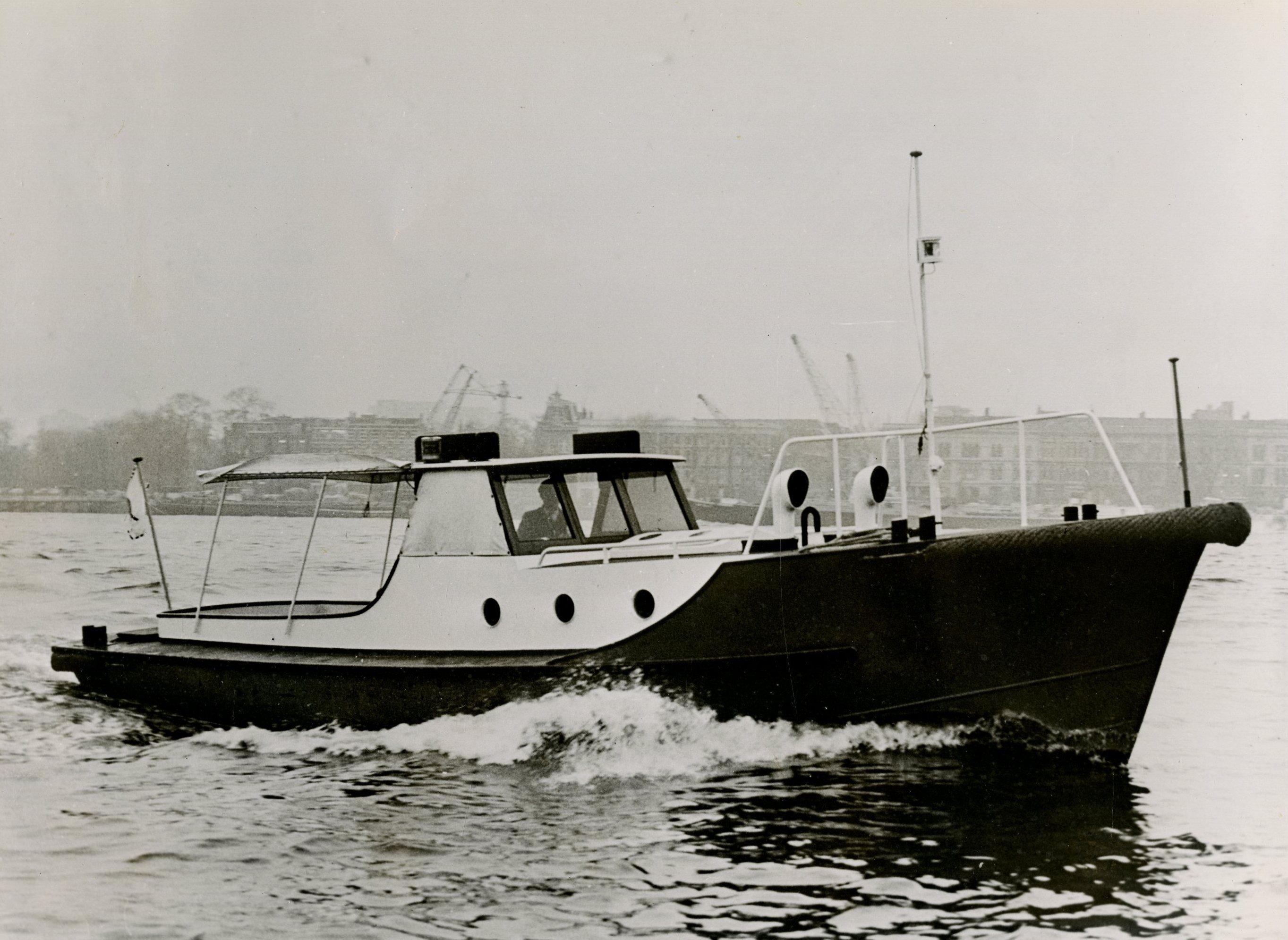 Bnr. 404 Dienstboot (1960)
