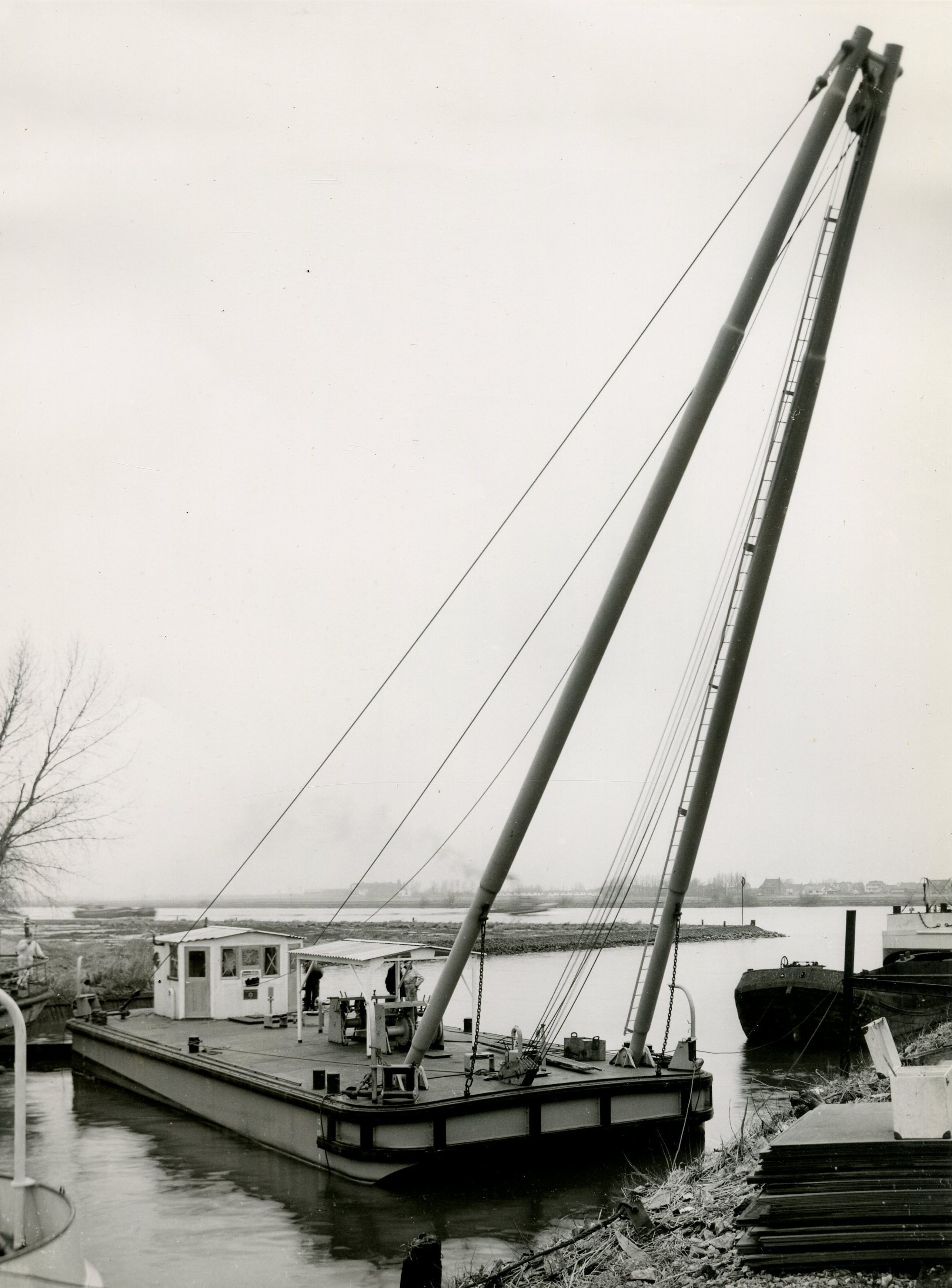 Bnr. 405 Mastbok (1960)