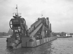 Baggermolen 'Sebou' Co. 575 1928