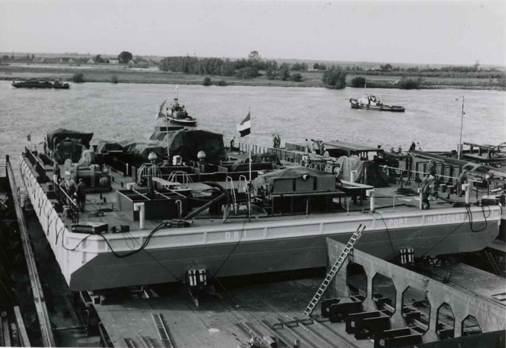 Bnr. 132 D.B. 1 (1957)