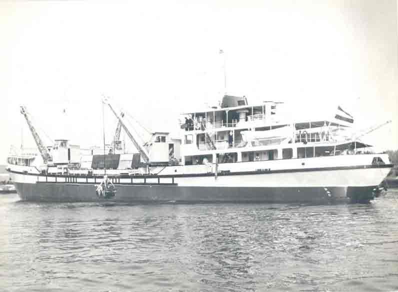 Bnr. 156 Vikas (1959)