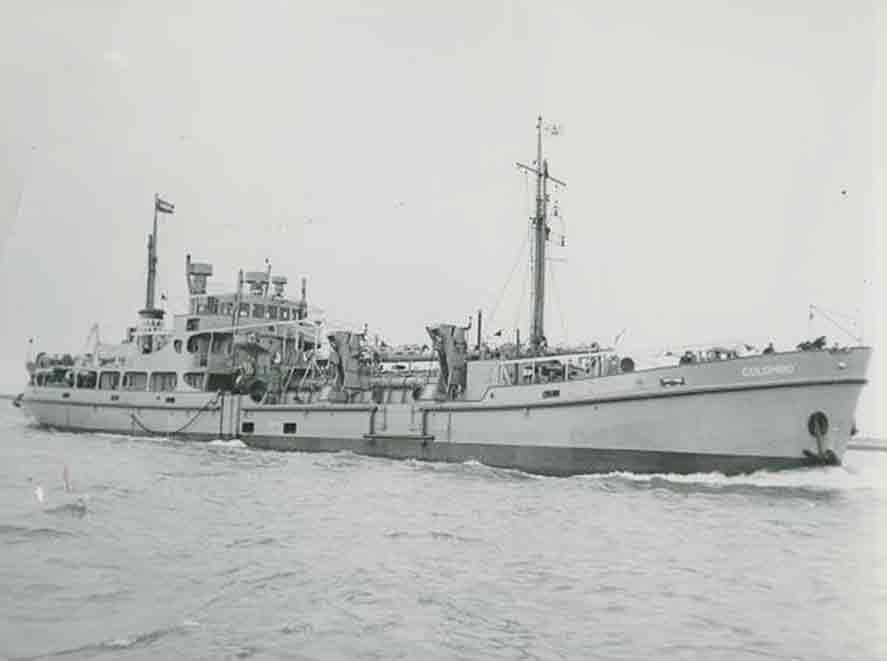 Bnr. 19: Colombo (1953) Co. 195