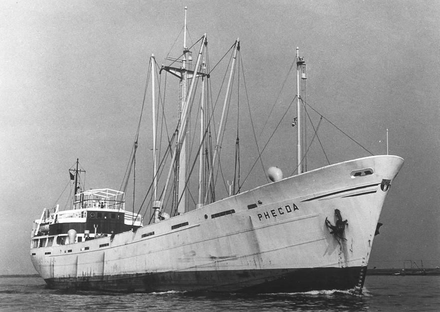 Bnr. 23: Phecda (1953)