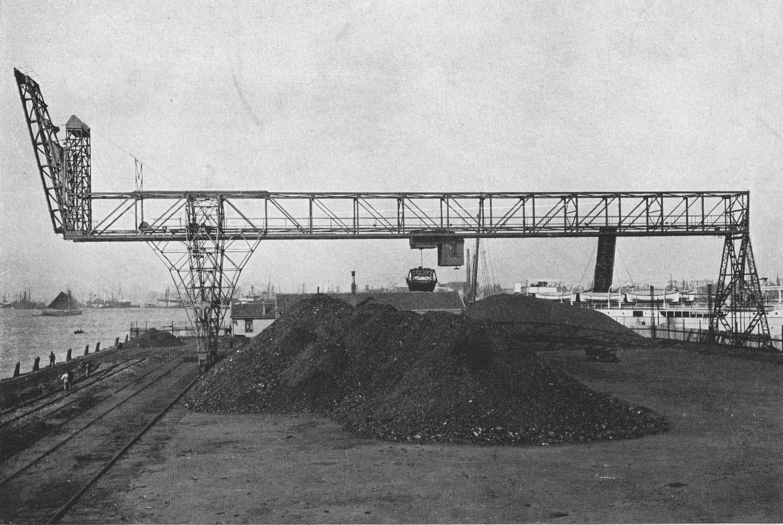 Bnr.337: Kolenverlaadbrug (1908)