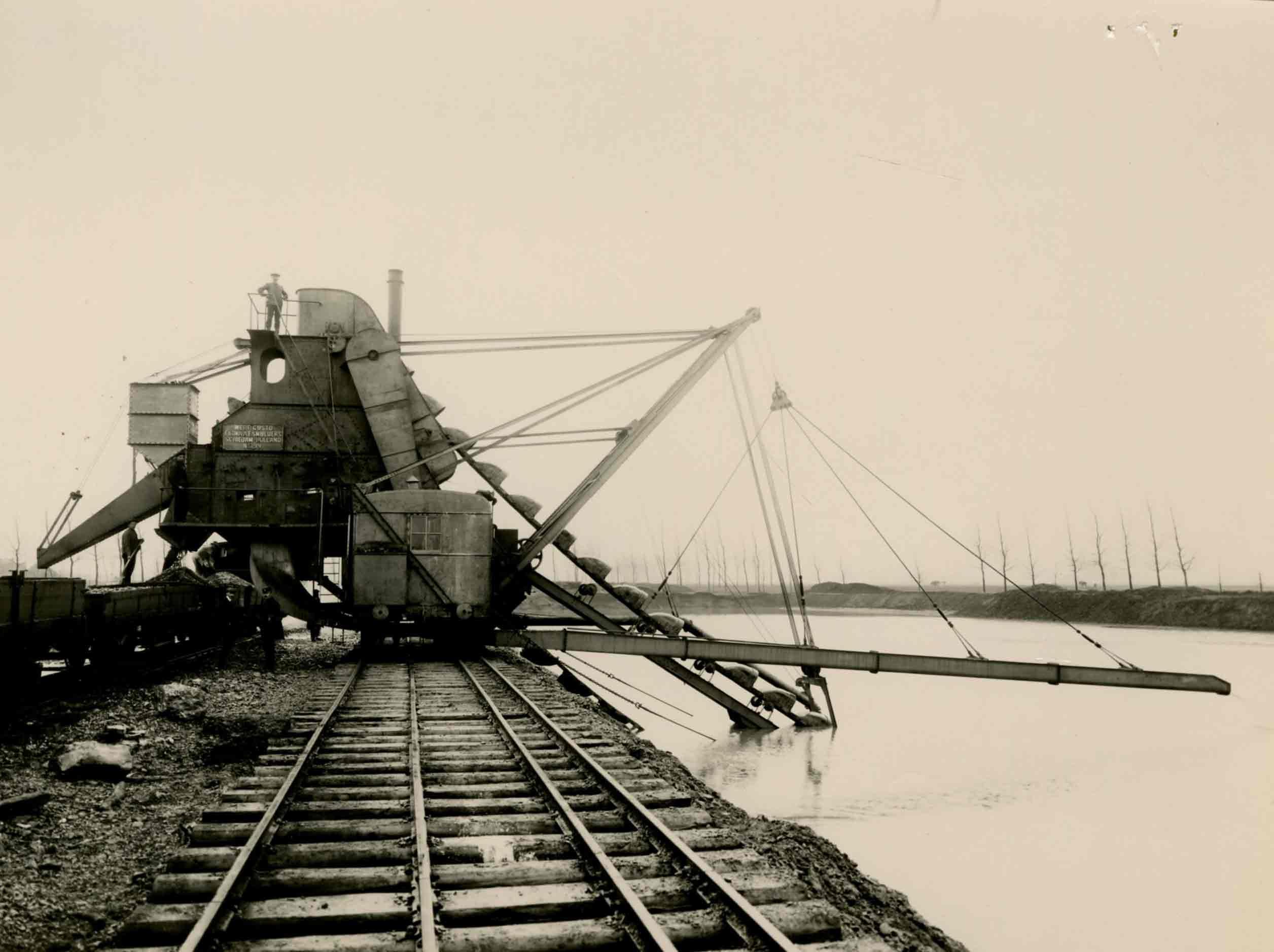 Bnr. 399: Grint Excavateur (1912)