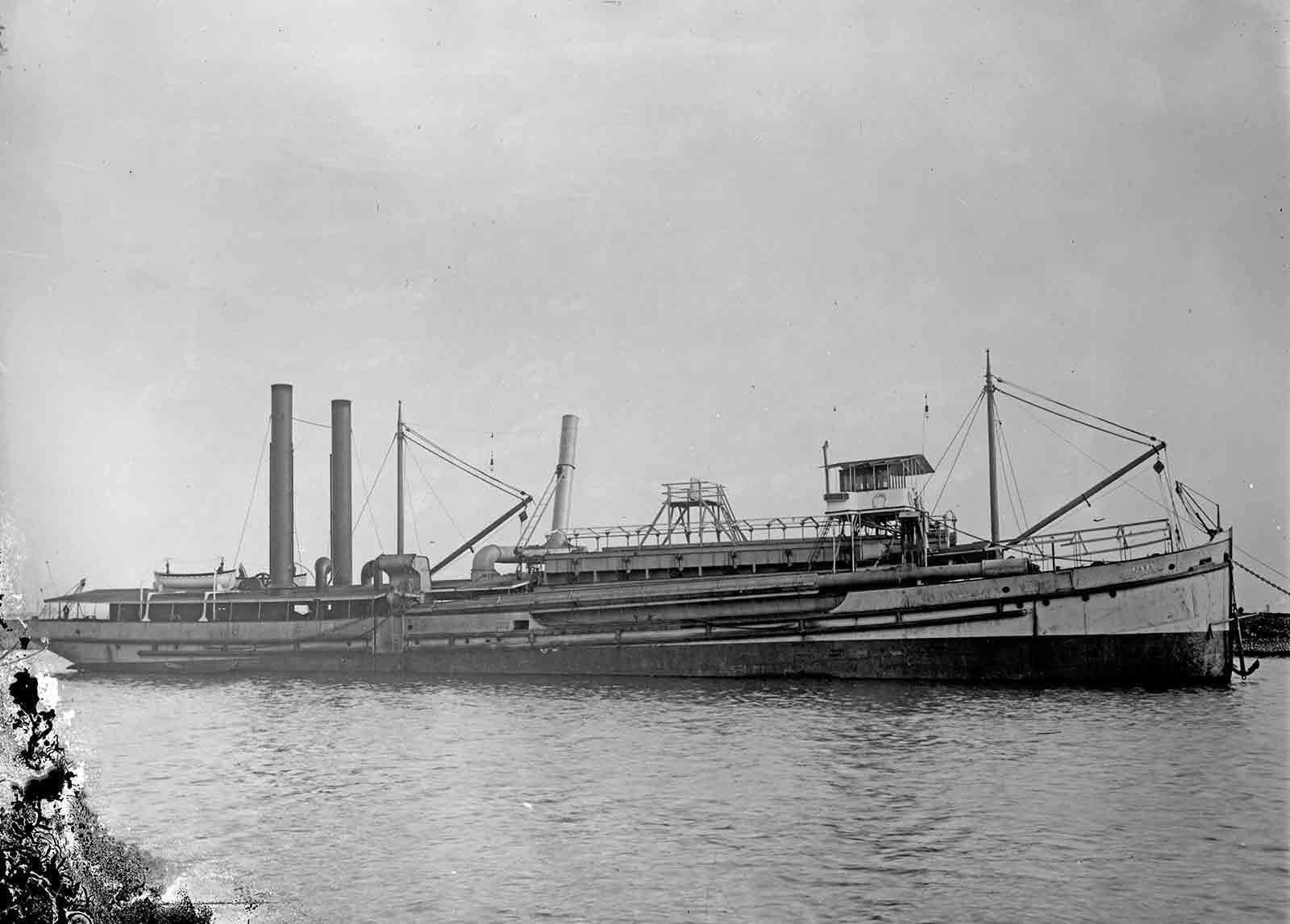 Bnr. 419: Java (1912)
