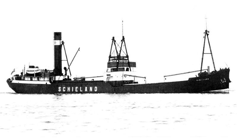 Bnr. 498: Schieland (1916)