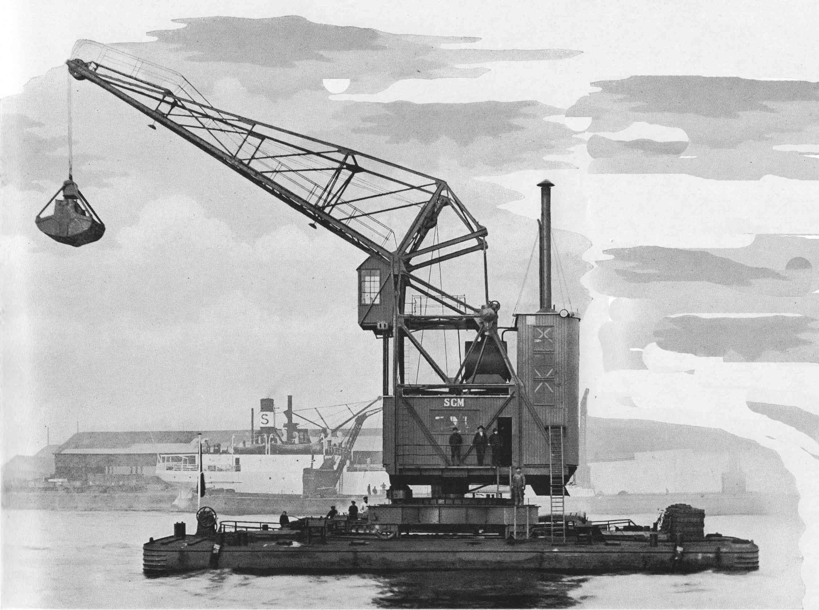 Bnr. 577: Havenkraan (1924)