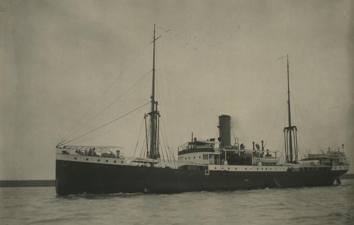 Bnr. 598: Sinabang (1927)