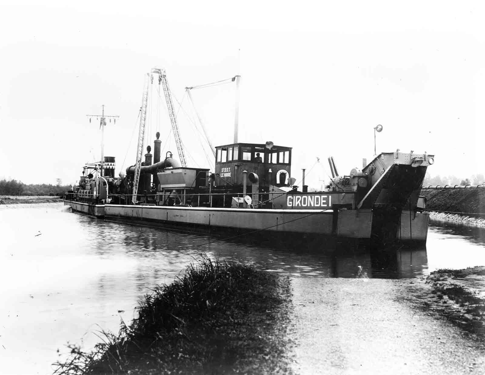 Bnr. 701: Gironde I II (1936)