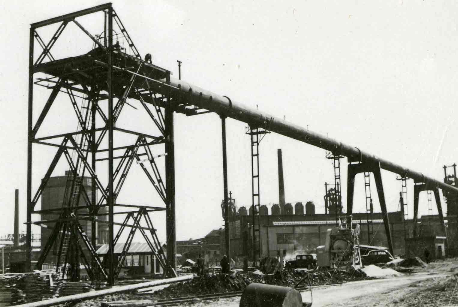 Bnr. 712: Pijpleidinginstallatie Pladjoe (1936)