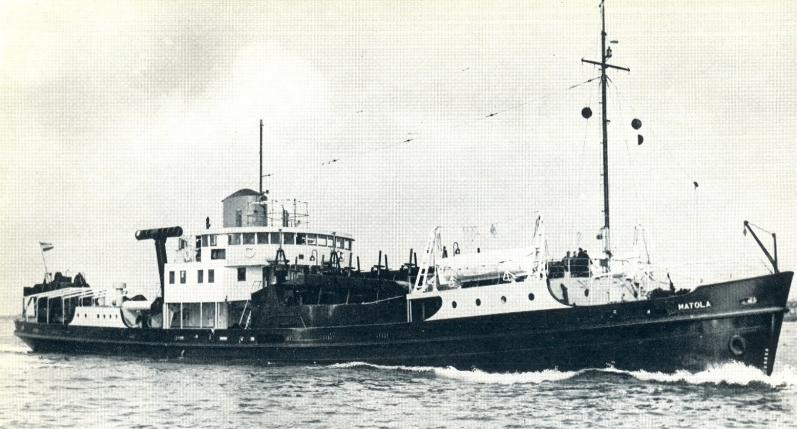 Bnr. 992: Matola (1952)