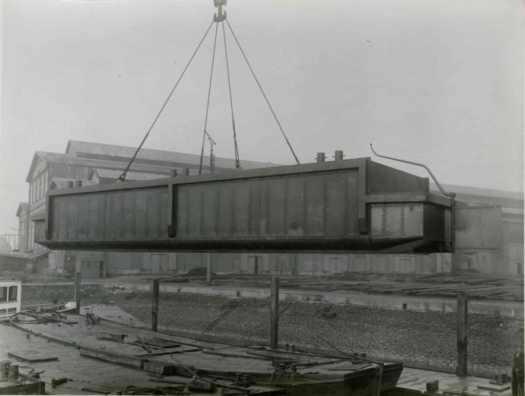 Bnr. 394: Werkvaartuig(1910)