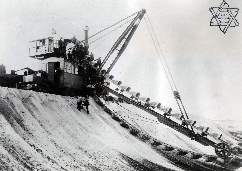 Bnr. 518 en 532 Excavateur (1917)