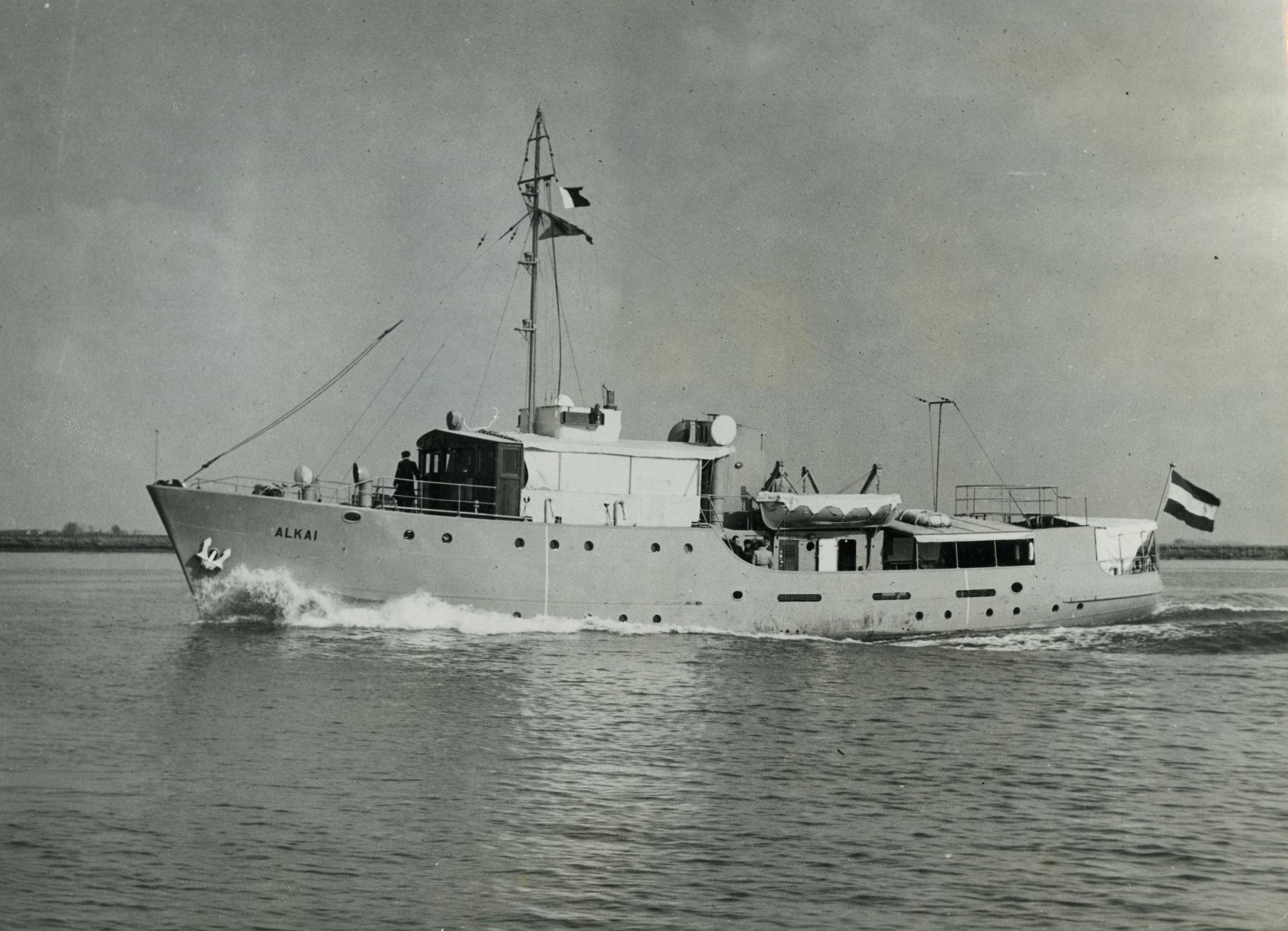 Bnrs. 958-959-960: Alkai-Allap-Aloeloe (1950)