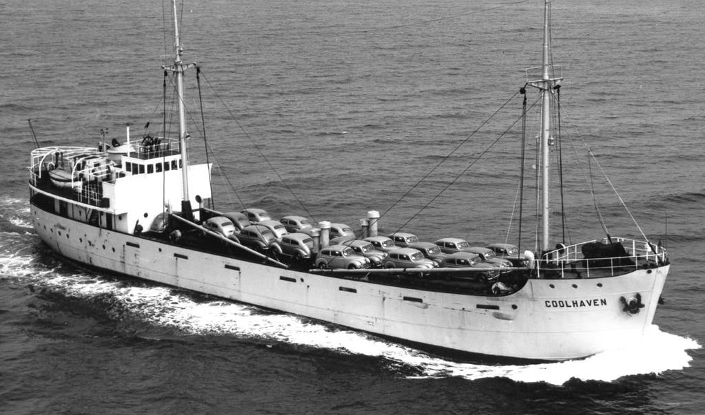 Bnr. 865 Coolhaven 1948