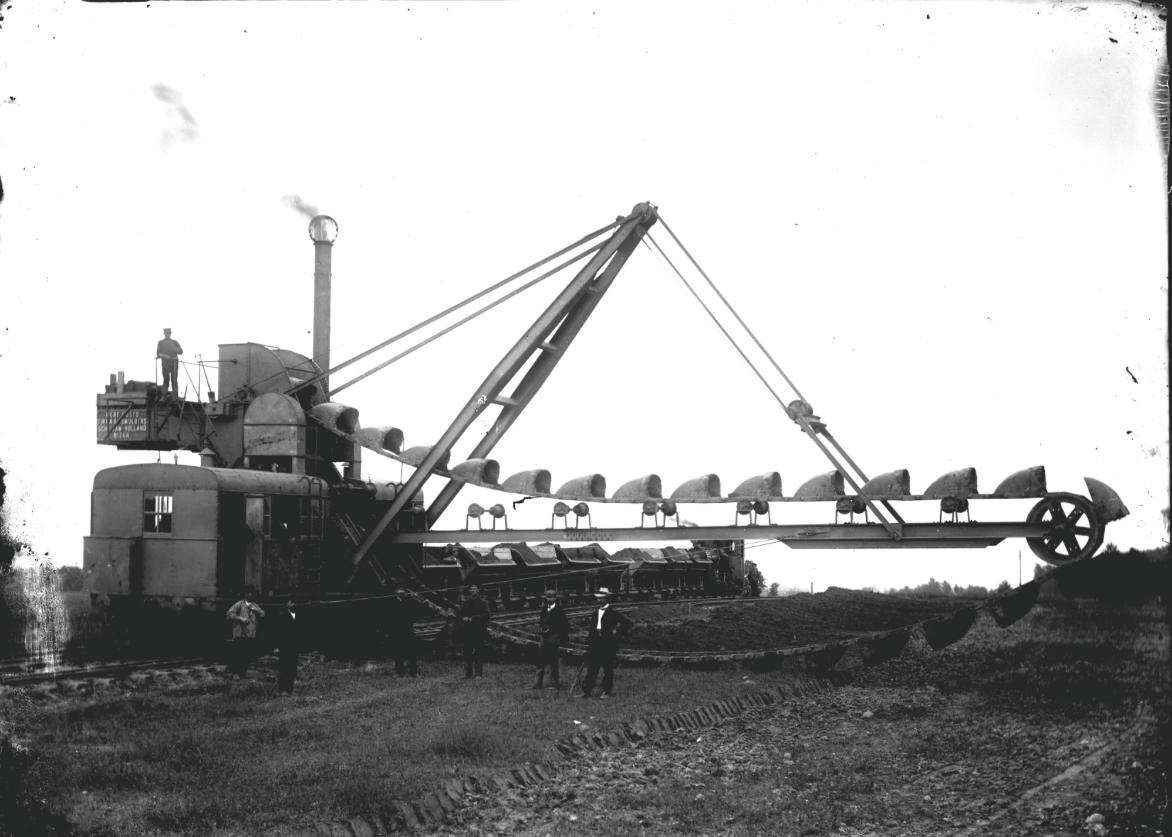 Bnr. 368: Excavateur (1909)