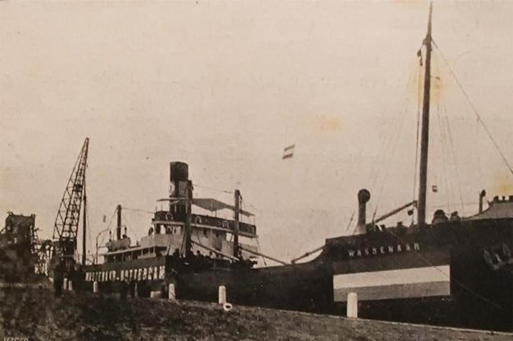 Bnr. 505: ss Wassenaar (1917)