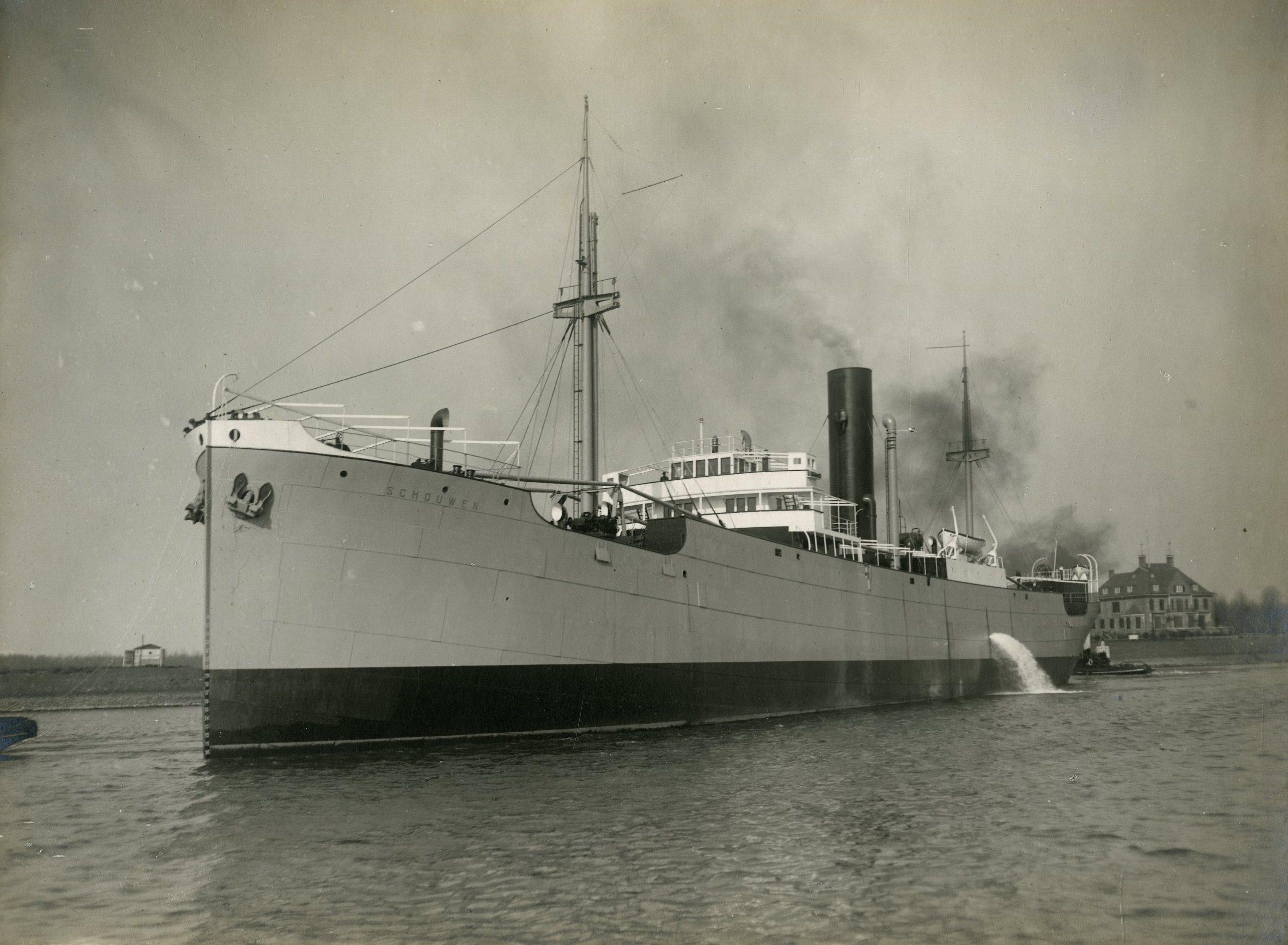 Schouwen 1923 Bnr. 545