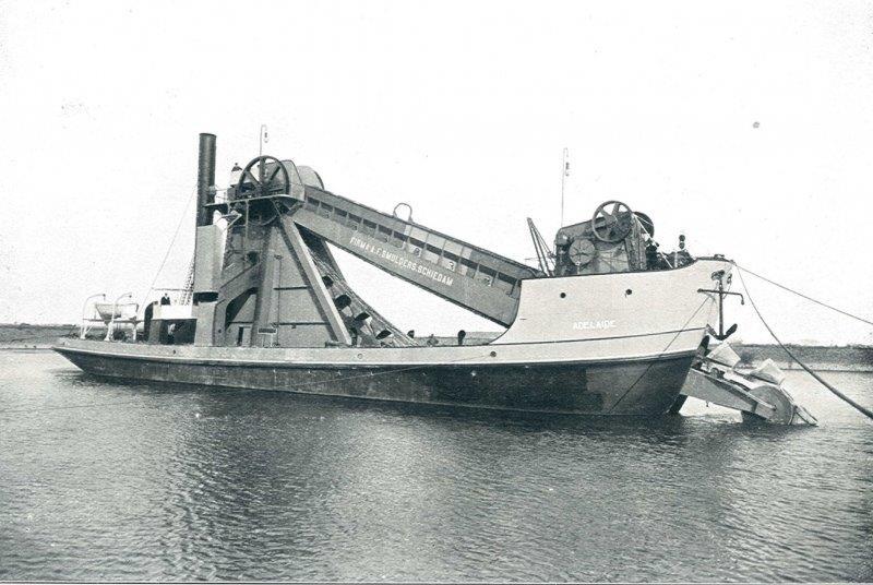 Bnr. 392: Adelaide (1910)