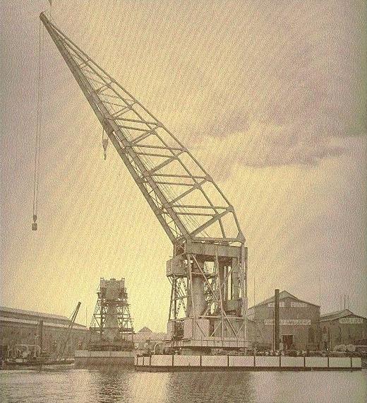 Bnr. 422: Kraan voor Taranto (1912)