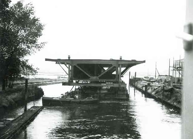Bnr. 291: Brug Numansdorp (1963)
