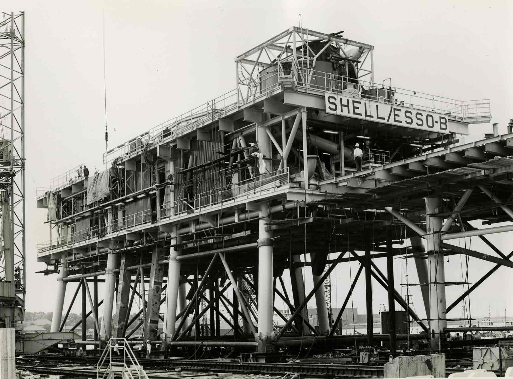 Co. 862: <em>Olieproductieplatform</em> (1970)