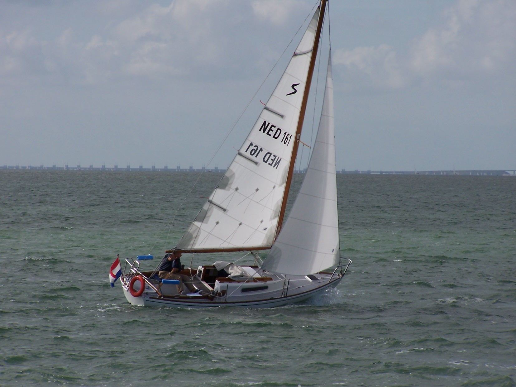 Bnr. 293: Sailmaster 22 ( 1963)