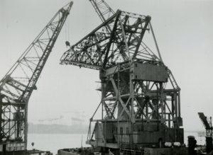 Drijvende Kraan 1942