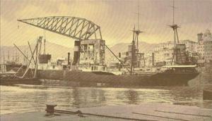 Bnr. 410: Kraan voor Spezia (1911)