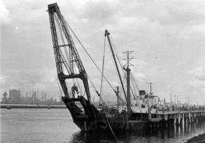 Bergingsschip van Wijsmuller Help 1960-1968