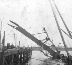 Bnr. 313: 'Prosper' - 600 ton kolentransporteur' (1906)