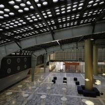 Interieur Beurshal in 2015 (interieur)