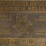 Werfplaat IHC Rotterdam.