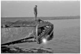 CO. 430 'Reina Fabiola' Snijkopzuiger 1961