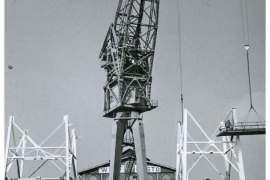CO. 860 het opbouwen van de boortoren