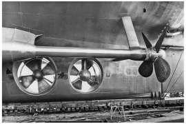 CO. 860 bouw gevorderd op 20 augustus 1971
