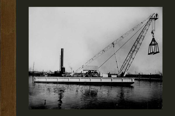 Bnr. 484 60 tons Mastbok voor Reval