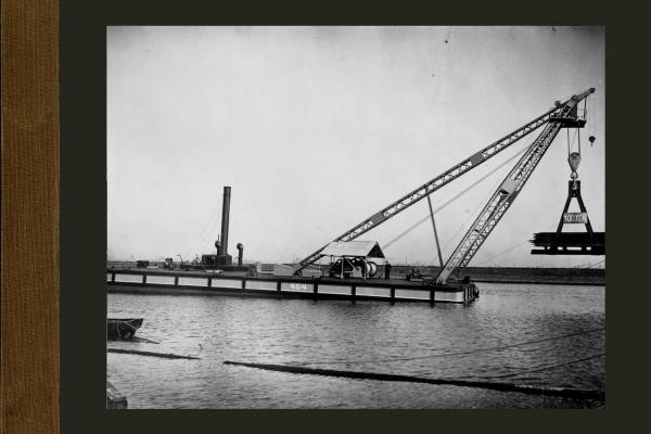 Bnr. 454 100 tons Mastbok voor Le Havre