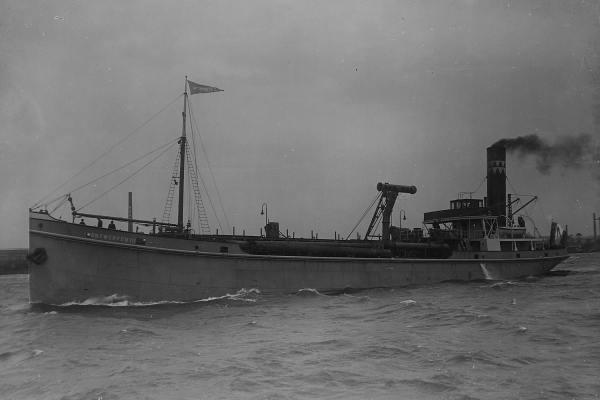 Hopperzuiger 'Antwerpen III' (Bnr. 582 - 1925)