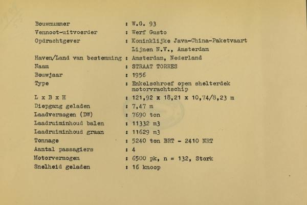 Werf Gusto Bnr.93