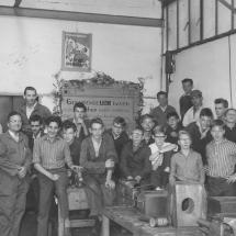 Bedrijfsschool 'Werf Gusto'.