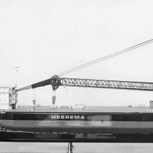 Co. 924: Kraan voor kraanschip 'Thor' (1974)