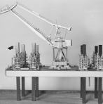 Bnr. 252-1: Werkeiland 'Lepelaar' (1964)