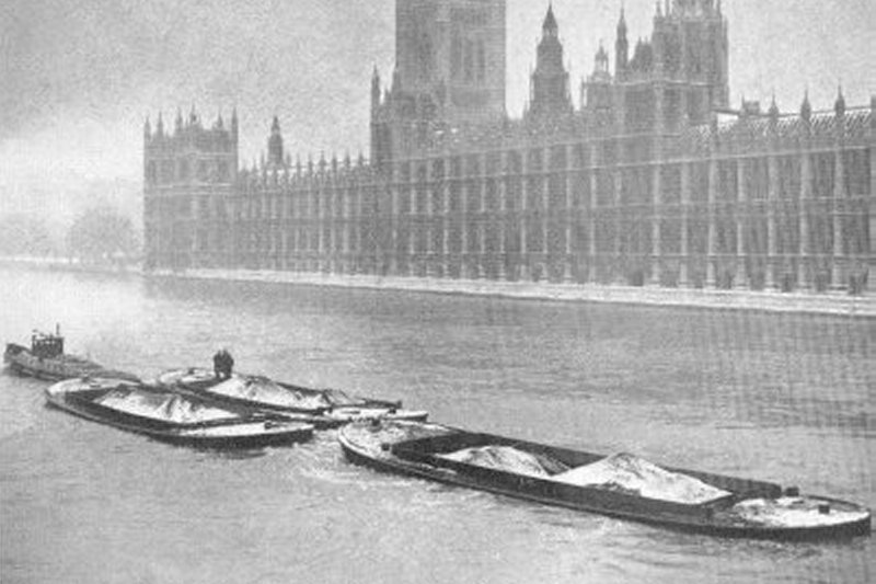 Bnr. 565-570: Thames Barge (1924)